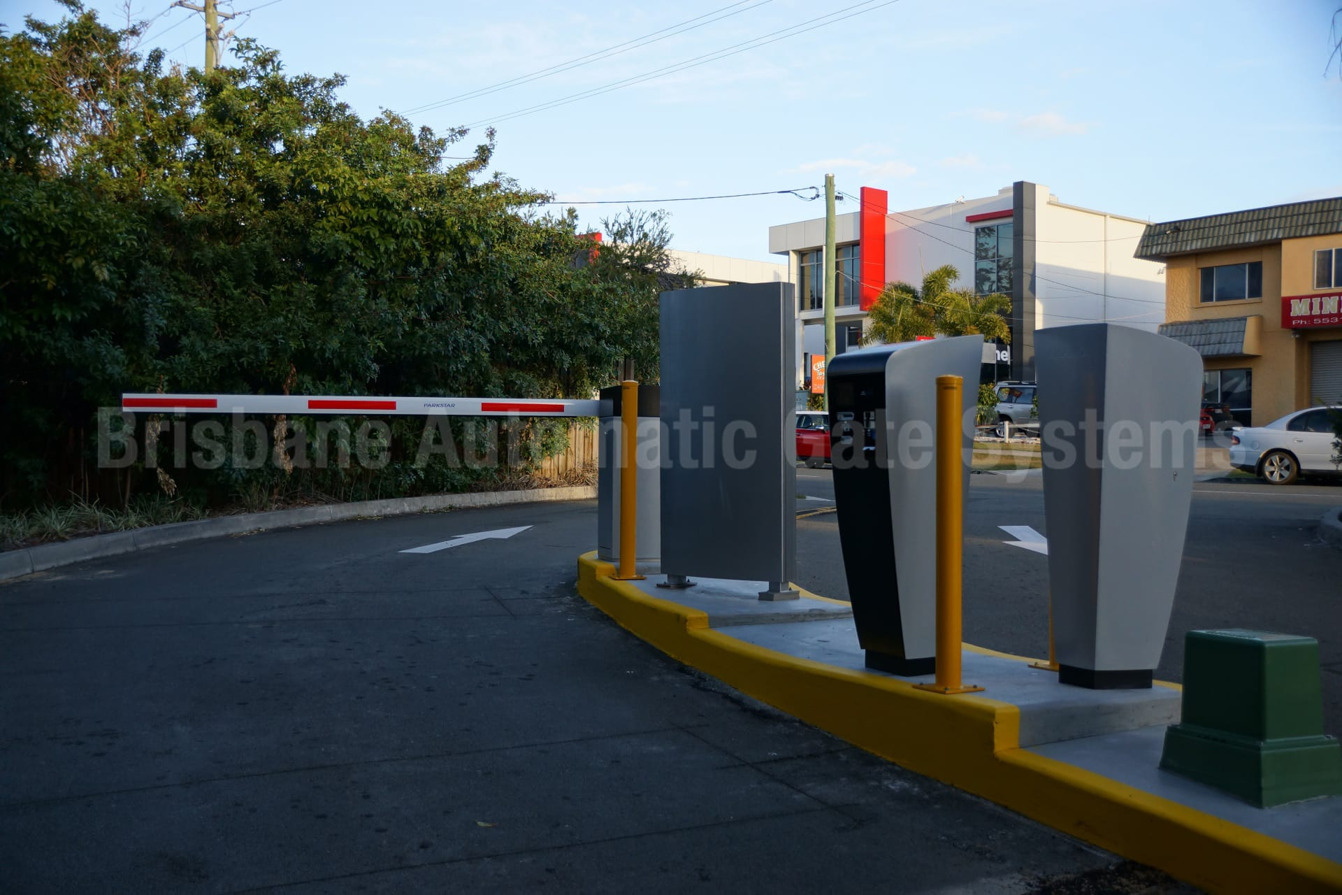 Parking Station Pictures Gallery Brisbane Automatic Gate