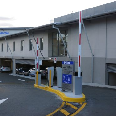 Automatic Bollards - Brisbane Automatic Gate Systems