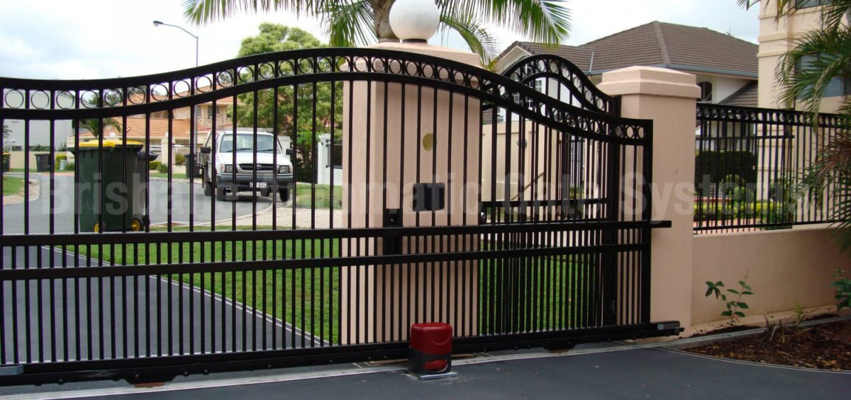 apartment security gates