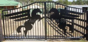 cost of automatic gates