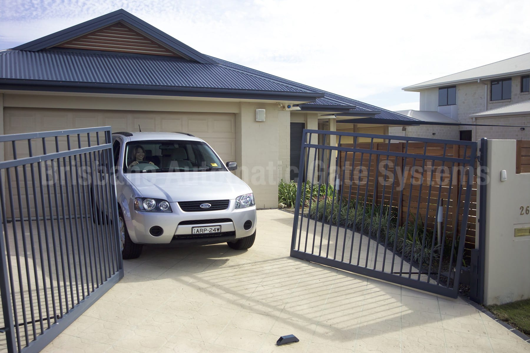 automated gate service