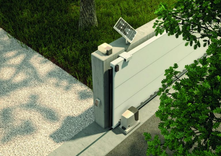 How do Solar Gates Work? - Brisbane Automatic Gate Systems Brisbane, Logan Redlands, Bayside Ipswich