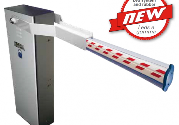 SEA Vela Industrial 240v Hydraulic - Brisbane Automatic Gate Systems