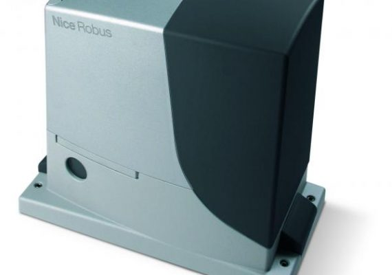 Electric Gate Motors: Nice Robus 600 | Brisbane Automatic Gate Systems