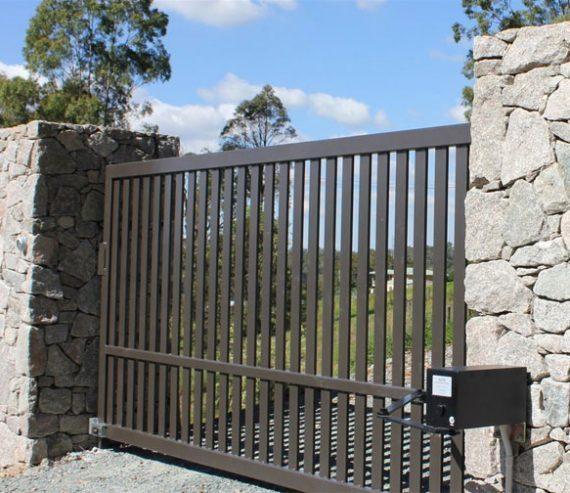 Custom Gates   Brisbane Automatic Gate Systems