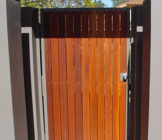 Pedestrian Gates | Brisbane Automatic Gate Systems