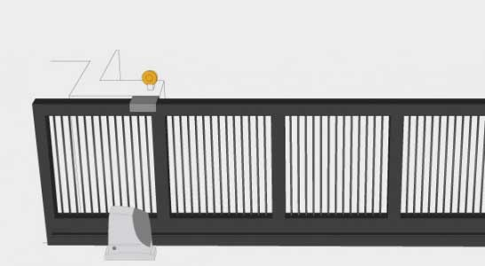 Electric Sliding Gates | Brisbane Automatic Gate Systems
