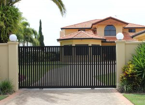 Automatic Sliding Gates For Driveways In Brisbane Logan