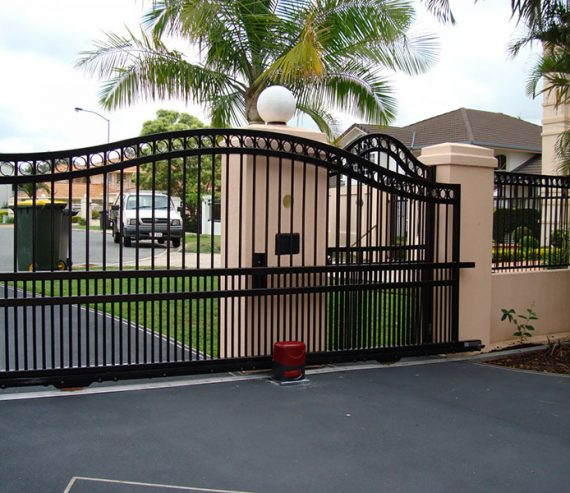 Driveway Gates Brisbane Custom Electric Security Gates