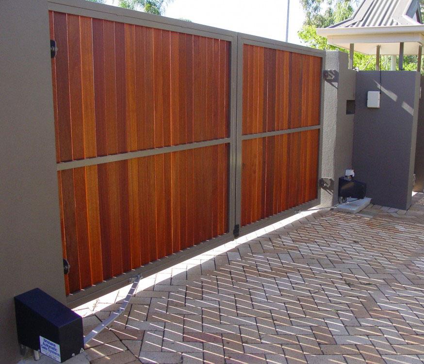 Home Design Gate Ideas: Brisbane Automatic Gate Systems