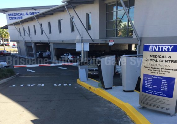 Medical Centre Car Park – Southport