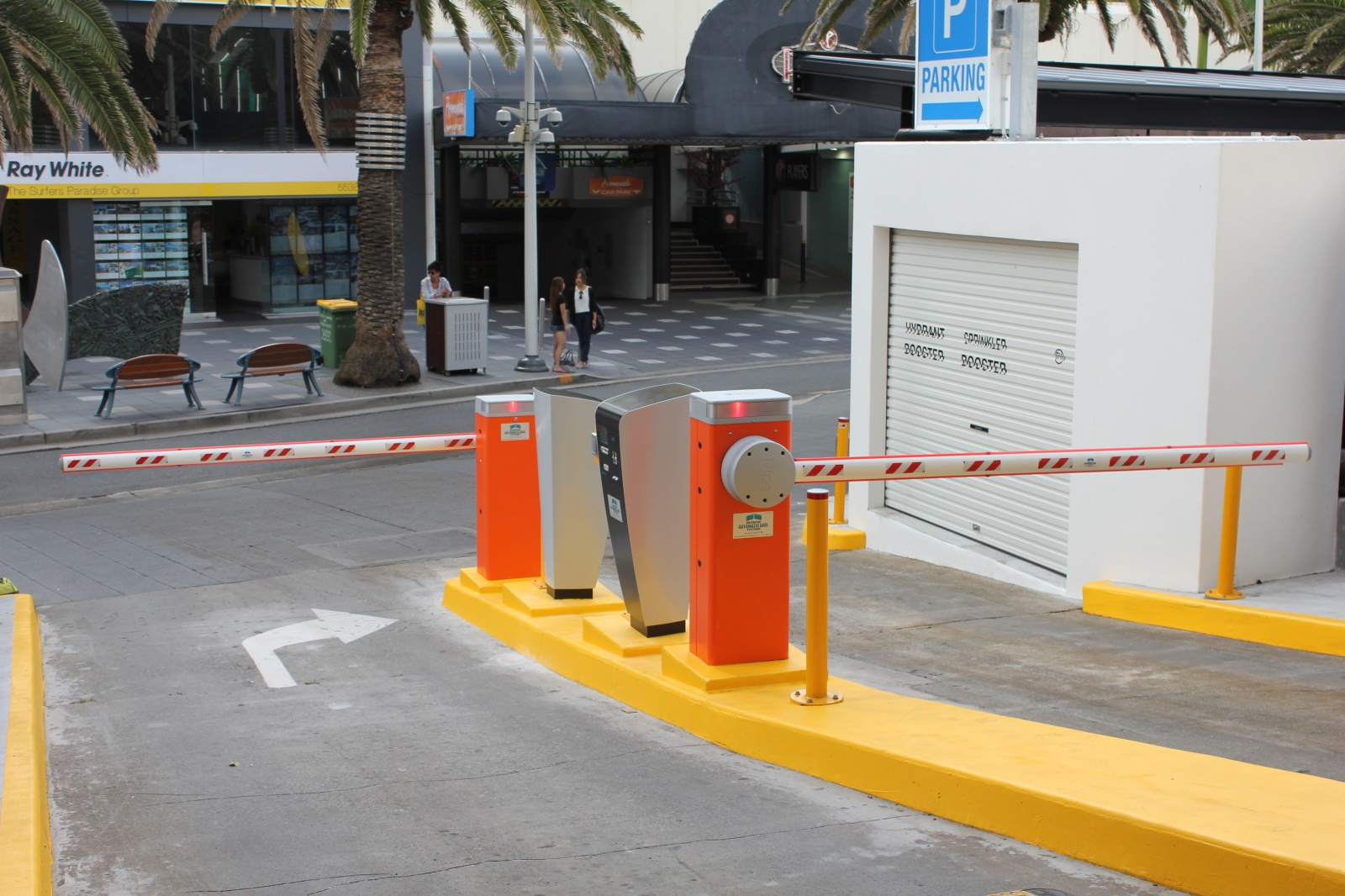 Car Parking Solution Surfers Paradise Mark Car Park