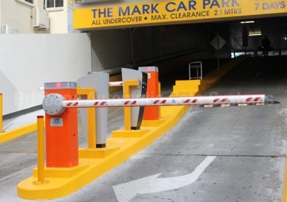 Surfers Paradise Parking System