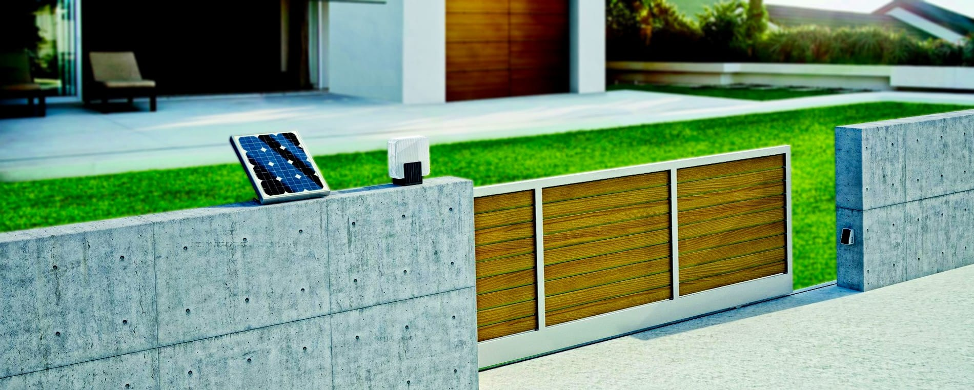 Automatic Gates Brisbane Logan, Ipswich, Redlands and Bayside