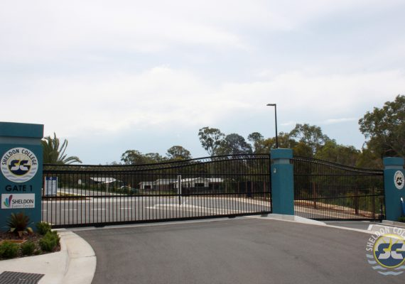 Sheldon College - Brisbane Automatic Gate Systems