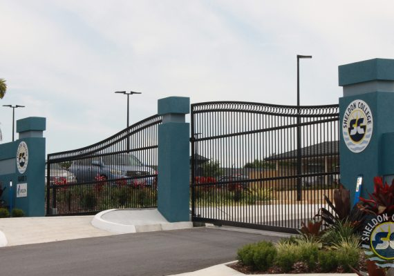 Parking Solutions - Sheldon College - Brisbane Automatic Gate Systems