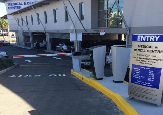 Medical Centre Car Park: Southport - Brisbane Automatic Gate Systems